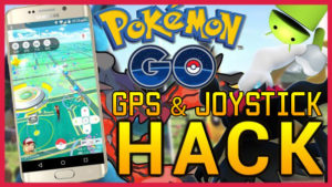 pokemon go gps joystick hack